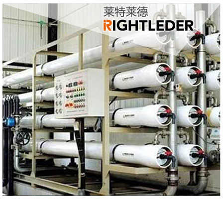 Shandong large island seawater desalination equipment