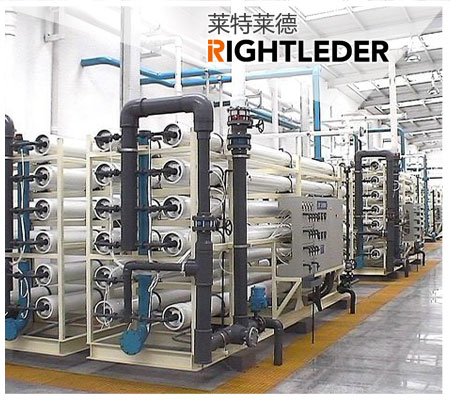 Desalination equipment for small islands in Shandong